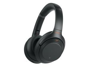Sony WH-1000XM3/B Wireless Industry-Leading Noise-Cancelling Over-Ear Headphones with Google Assistant (Black)
