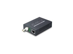 Planet VC-232G 1-Port Gigabit Ethernet over Coaxial Converter  Downstream: 200Mbps Upstream: 100Mbps
