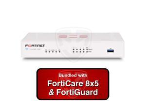 Fortinet FortiGate-30E / FG-30E Next Generation (NGFW) Firewall Appliance Bundle with 3 Years 8x5 Forticare and FortiGuard