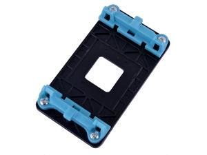 Plastic AMD AM2 AM2+ AM3 AM3+ FM1 Socket CPU Cooling Fan Bracket Base Blue