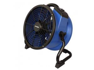 XPOWER Manufacture X-35AR High Temperature Sealed Motor Industrial Axial Fan with Power Outlets