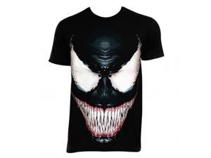 c3ce46637 Venom 37307L Mens Sinister Smile Tee Shirt ...