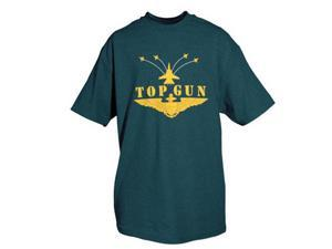 Fox Outdoor 63-935 XXL Top Gun Imprint T-Shirt - Navy, XXL