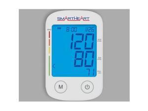 Veridian Healthcare 01-554 SmartHeart Automatic Digital Blood Pressure Arm Monitor