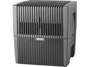 Venta LW25 Airwasher 2-in-1 Humidifier and Air Purifier, Black