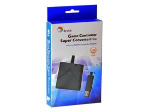 Brook PS2 to PS3/PS4/PC Game Controller Super Converter USB Adapter