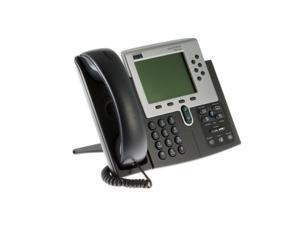 Cisco 7960G Six Line Unified IP Phone (SIP), CP-7960G, Lifetime Warranty
