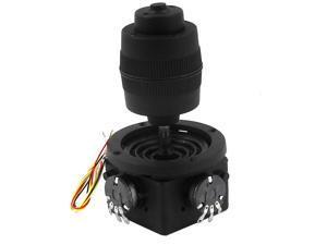 10K Ohm Momentary Pushbutton Switch Rotary Rocker Joystick Potentiometer Black