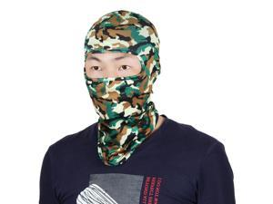 e4ab338a5ee Full Coverage Cycling Gel Padded Neck Protector Hood Helmet Balaclava  Camouflage
