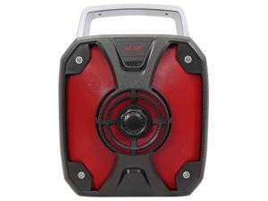 "New Rockville ROCKBOX 6.5"" 100 Watt Portable Rechargable Bluetooth Speaker w USB/SD"
