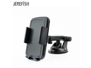 JEREFISH Phone Holder Car for iPhone 360 Degree Rotating Dashboard Universal Adjustable ...