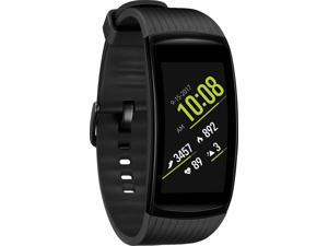 Samsung - Gear Fit2 Pro - Fitness Smartwatch (Small) - Black