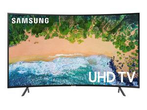 "Samsung UN65NU7300FXZA 65"" Curved 4K UHD HDR Smart TV (2018)"