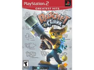 Playstation 2 Ratchet & Clank PS2