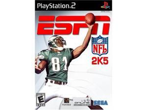 espn nfl 2k5  playstation 2 limited