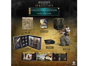 assassins creed origins gods collectors edition  playstation 4