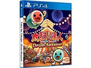 taiko no tatsujin: drum session! english subs for playstation 4 ps4