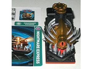 nightmare express skylanders trap team figure includes card and code, no retail package