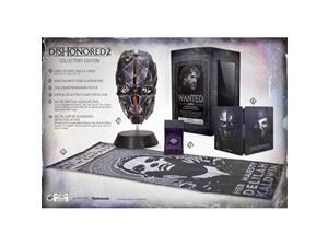dishonored 2  premium collector's edition  playstation 4