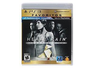 playstation 3 heavy rain director's cut favoritos  spanish/english edition