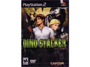 Playstation 2 Dino Stalker PS2