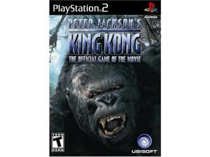 Playstation 2 Peter Jackson'&#59;s King Kong PS2