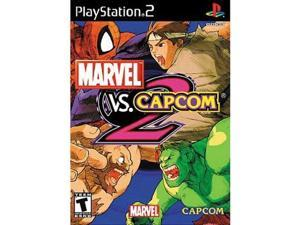 Playstation 2 Marvel vs Capcom 2 - PS2