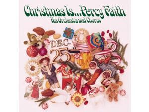 christmas is... percy faith