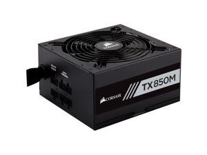 Corsair TX-M Series TX850M - 850 Watt 80 Plus Gold Certified PSU (cp9020130na)