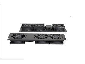 Raising Electronic RACK MOUNT 3 FAN COOLING UNIT 3U For Server Cabinet