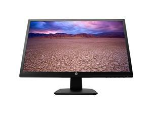 "HP 27o 27"" Black TN LED LCD Monitor , 1ms, 16:9 , FHD 1920 x 1080, Anti-Glare, Stutter-Free, 16.7 Million Colors, 300 Nit, ..."