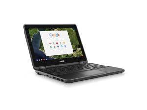 "DELL Chromebook 11 3189 2NN30 Chromebook Intel Celeron N3060 (1.60 GHz) 4 GB Memory 16 GB SSD 11.6"" Touchscreen Chrome OS"