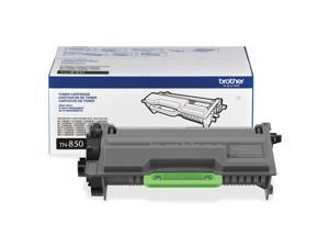 Brother TN850 High Yield Toner Cartridge - Black
