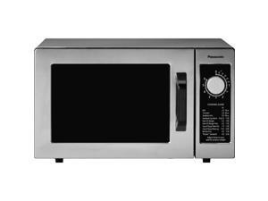 Panasonic 1000 Watt Commercial Microwave Oven NE-1025F