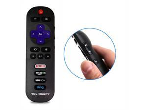 New RC280 RC282 Remote for TCL ROKU LED HDTV TV 32S800 32S850 55FS3850 65US5800