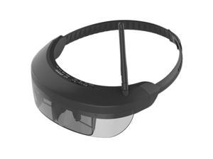 Top Deals Wireless FPV 3D Video Glasses Vision-730S with 5.8G 40CH 98 inch Display Private Virtual Theater for FPV Qua