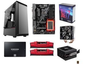 Intel Core i7-8700K Coffee Lake 6-Core 3.7 GHz, ASRock Z370 Killer