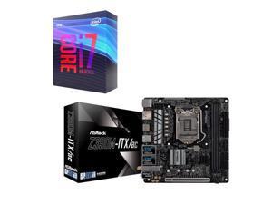 Intel Core i7-9700K Coffee Lake 8-Core 3 6 GHz, ASRock Z390M-ITX/ac Mini ITX