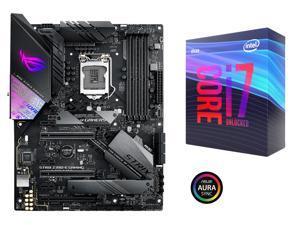 Intel Core i7-9700K Coffee Lake 8-Core 3 6 GHz (4 9 GHz Turbo), ASUS ROG  Strix Z390-E Gaming LGA 1151 (300 Series) Intel Z390