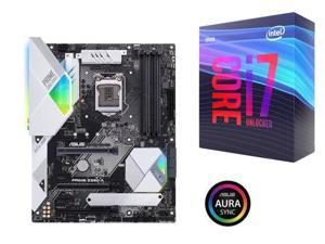 Intel Core i7-9700K Coffee Lake 8-Core 3.6 GHz (4.9 GHz Turbo), ASUS Prime Z390-A LGA 1151 (300 Series) Intel Z390