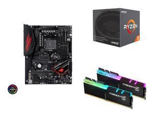 AMD RYZEN 7 2700X 8-Core 3.7 GHz (4.3 GHz Max Boost),