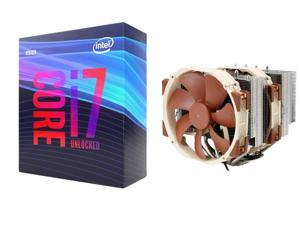 Intel Core i7-9700K Coffee Lake 8-Core 3 6 GHz (4 9 GHz Turbo), Noctua  NH-D15, Premium CPU Cooler with 2x NF-A15 PWM 140mm Fans