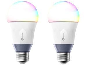 2-Pack TP-LINK KB130 Kasa Multi-color Smart Light Bulb