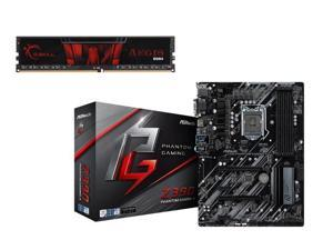 ASRock Z390 Phantom SLI/ac Gaming ATX Intel Motherboard Bundle