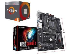 AMD Ryzen 5 2400G Quad Core 3.60 GHz Processor + ASRock X370 Killer SLI/ac AM4 AMD Motherboard + Tom Clancy's The Division 2 Gold Edition & World War Z