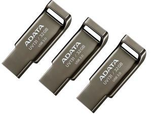 3 Pack ADATA UV131 32GB USB 3.0 Flash Drive