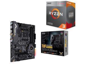 AMD RYZEN 3 3200G + ASUS AM4 TUF Gaming X570-Plus (Wi-Fi)