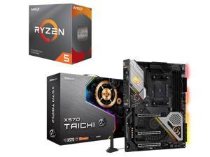 AMD RYZEN 5 3600 + ASRock X570 TAICHI