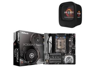 AMD Ryzen Threadripper 1900X + ASRock X399M TAICHI sTR4 Bundle