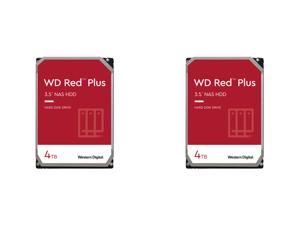 2-Pack Western Digital WD40EFRX 3.5